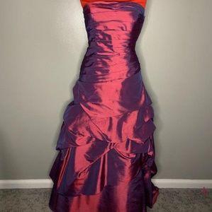 Dresses & Skirts - Strapless bridesmaid dress
